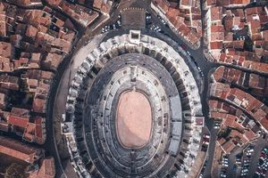 Những di sản thế giới khiến du khách thích thú khi nhìn từ trên cao