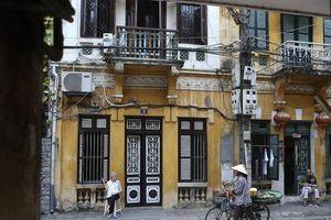Những góc phố hoài cổ ở Hà Nội