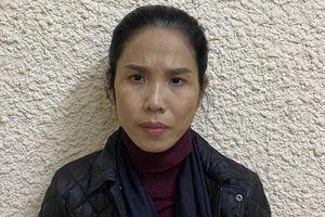 Nghỉ việc ngân hàng, người phụ nữ lập đường dây cho vay nặng lãi ở Hà Nội