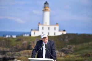 'Đế chế' nghỉ dưỡng ở châu Âu của ông Trump lỗ gần 90 triệu USD