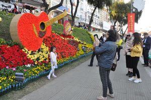 Đà Lạt đón 70.000 lượt khách trong 3 ngày nghỉ Tết Dương lịch