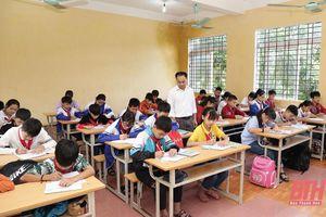 Nhiều chuyển biến trong chất lượng giáo dục toàn diện ở huyện Như Thanh