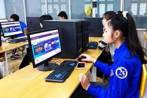 Khai mạc cuộc thi Olympic tiếng Anh học sinh, sinh viên lần thứ nhất