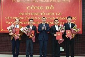 Đà Nẵng tổ chức lại Văn phòng Đoàn đại biểu Quốc hội, HĐND và UBND
