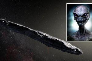 Người ngoài hành tinh từng tới thăm Trái đất năm 2017?