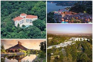 Top 5 ngôi nhà đắt nhất thế giới