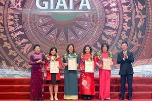 Trao 43 tác phẩm đoạt Giải báo chí '75 năm Quốc hội Việt Nam'