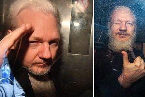 Tòa án Anh bác bỏ yêu cầu nhà sáng lập Wikileaks về Mỹ