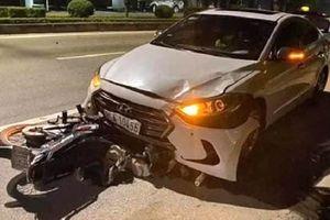 Đội trưởng thanh tra giao thông bị khởi tố vì gây tai nạn