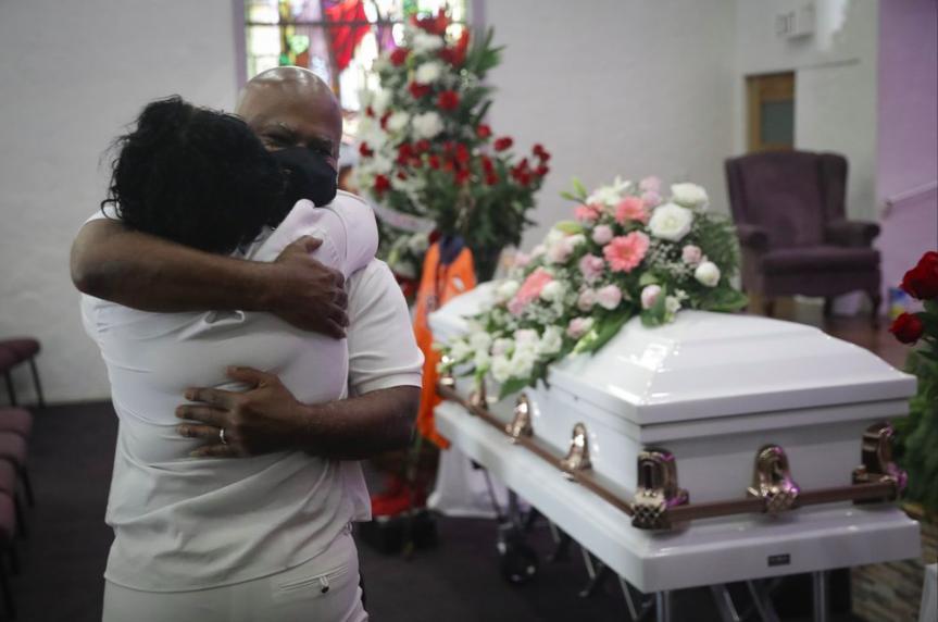 'Làm ngành tang lễ 40 năm, tôi chưa bao giờ nghĩ điều này sẽ xảy ra'