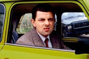 Rowan Atkinson mệt mỏi khi đóng vai Mr. Bean