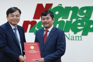 Ông Trần Văn Cao giữ chức Phó Tổng biên tập Báo Nông nghiệp Việt Nam
