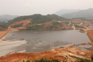 Đảm bảo an toàn hồ chứa quặng đuôi trong hoạt động khai thác khoáng sản