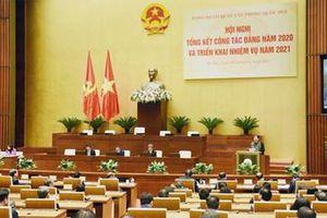 Đảng bộ Văn phòng Quốc hội triển khai nhiệm vụ năm 2021