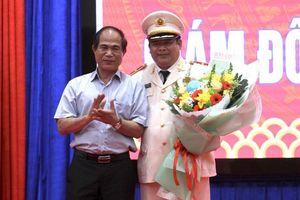 Giám đốc Công an tỉnh Gia Lai được phong Thiếu tướng