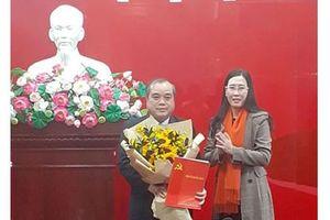 Ông Trần Hoàng Tuấn làm Trưởng ban Nội chính Tỉnh ủy Quảng Ngãi