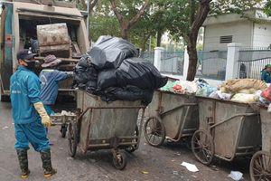 Thanh tra Công ty thu gom rác Minh Quân: Trúng thầu rồi 'đem con bỏ chợ'