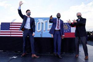'Nóng hầm hập' cuộc bầu cử Thượng viện Mỹ ở bang Georgia