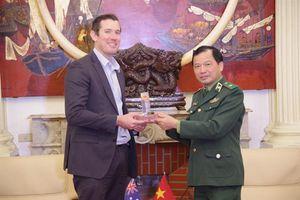 Góp phần đưa quan hệ hợp tác Việt Nam - Australia không ngừng được củng cố và phát triển
