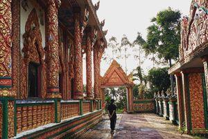 Chùa Đìa Muồng - nơi lưu giữ nét văn hóa độc đáo Khmer