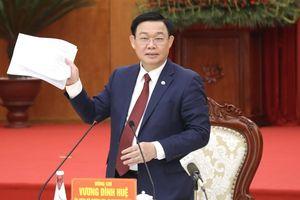 Bí thư Hà Nội: Hoàng Mai phải đột phá trong giải phóng mặt bằng