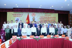 Họp mặt kỷ niệm 75 năm Ngày Tổng tuyển cử đầu tiên tại Cần Thơ