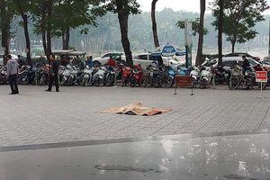 Hà Nội: Người đàn ông rơi từ tầng 15 chung cư HH Linh Đàm tử vong
