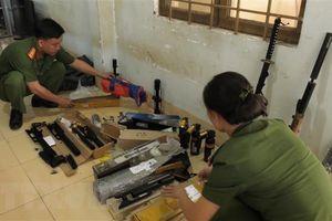 Bình Phước: Phát hiện vụ vận chuyển vũ khí qua dịch vụ giao hàng