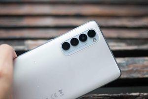 Oppo Reno4 Pro với RAM 8 GB, sạc 65W giảm giá hấp dẫn tại Việt Nam