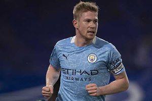De Bruyne từ chối gia hạn với Man City vì mức lương 'bèo bọt'