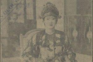 Những bất ngờ trong đám cưới đặc biệt của Nam Phương hoàng hậu