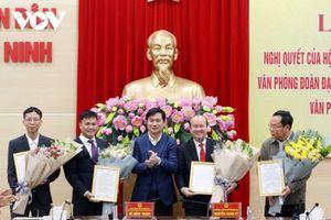 Quảng Ninh: Tách thành hai cơ quan sau 2 năm thí điểm hợp nhất ba văn phòng