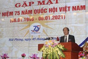Đoàn đại biểu Quốc hội Hải Phòng: Kỷ niệm 75 năm Ngày Tổng tuyển cử đầu tiên