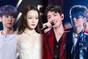 Ngôi sao được yêu thích nhất 2020: Tiêu Chiến - Nhiệt Ba, Vương Tuấn Khải và Chanyeol (EXO) đứng đầu!