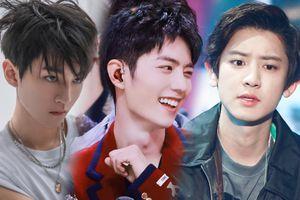 20 sao Cbiz được yêu thích nhất tháng 12: Tiêu Chiến lập kỷ lục mới, Vương Tuấn Khải hạ gục Chanyeol EXO
