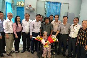 Hội Hỗ trợ gia đình liệt sỹ TPHCM tặng nhà tình nghĩa cho Mẹ Việt Nam Anh hùng