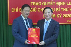 Ông Võ Nam Thắng giữ chức vụ Bí thư Huyện ủy Diên Khánh
