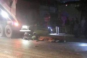 Va chạm xe tải trong đêm trên QL6, một nam thanh niên tử vong