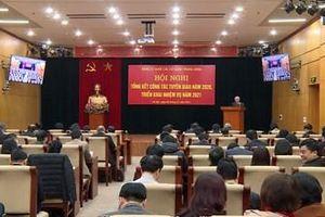 Đảng ủy Khối các cơ quan Trung ương đẩy mạnh các hoạt động tuyên giáo