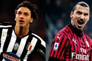 7 huyền thoại từng chơi bóng cho Juventus và Milan