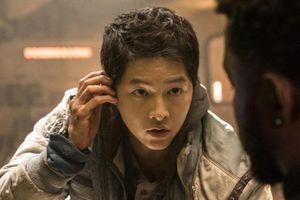 Phim giả tưởng của Song Joong Ki ấn định ngày lên mạng