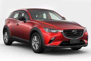 Mazda CX-3 đời 2021 được ra mắt tại Australia