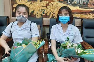 Vinh danh bác sĩ, điều dưỡng hỗ trợ Đà Nẵng chống dịch Covid-19