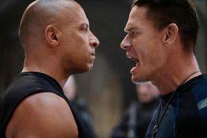 John Cena chia sẻ về vai phản diện trong 'Fast & Furious 9'