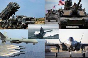 Quân đội Mỹ sẽ nhận được gì vào năm 2021?