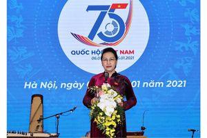 Gặp mặt các thế hệ đại biểu Quốc hội nhân kỷ niệm 75 năm Ngày Tổng tuyển cử đầu tiên