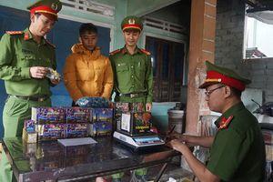 Ngăn chặn tình trạng mua bán, vận chuyển, tàng trữ pháo nổ dịp cận Tết