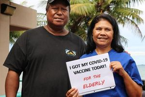 Một quốc gia tiêm vắc-xin COVID-19 dù không có ca mắc