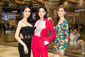 Top 3 Hoa hậu Việt Nam 2020 ngày càng 'lột xác', thần thái cuốn hút ở sự kiện