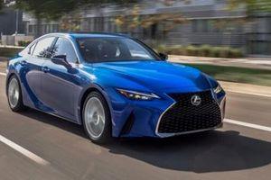 Bảng giá xe Lexus mới nhất: Lexus IS300 2021 chuẩn bị ra mắt tại Việt Nam